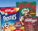 Cerealien von Kellogg's