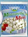 Mozzarella Minis von Bayernland