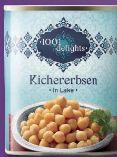 Kichererbsen von 1001 Delights