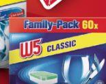 Geschirr-Reiniger-Tabs von W5