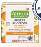 Festes Shampoo von Alterra