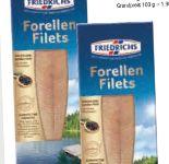 Forellen-Filets von Friedrichs
