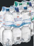 Mineralwasser von Schloss Quelle