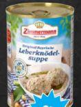 Leberknödelsuppe von Fleischwerke Zimmermann