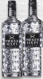 Vodka von Three Sixty