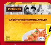 Argentinische Rotgarnelen von Españisimo