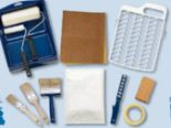 Lackier- und Streich-Set von Deco Craft