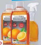 Orangenreiniger von Clean Maxx