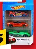 Hot-Wheels-Geschenk-Set von Mattel Games