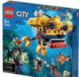 Meeresforschungs-U-Boot 60264 von Lego