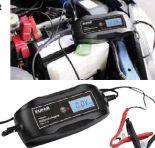 Intelligentes Batterieladegerät 6/12 V von Eufab
