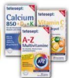 Vitamine von Tetesept