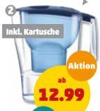 Wasserfilter Aluna von Brita