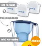 Wasserfilterkartuschen Maxtra+ von Brita
