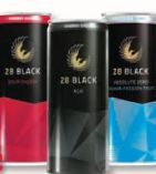 Energy Drink von 28 Black
