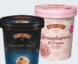 Eiskrem von Baileys