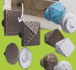 Keramik-Möbelknöpfe