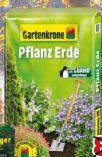 Pflanzerde von Gartenkrone