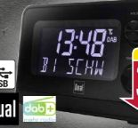 DAB+-Radiowecker DAB CR 10 von Dual