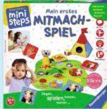 Mein erstes Mitmach-Spiel von Ravensburger