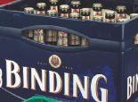 Römer Pils von Binding