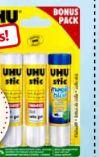 3 Klebestifte von UHU