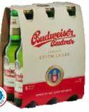 Budvar Lager von Budweiser
