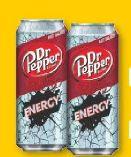 Energy-Drink von Dr. Pepper