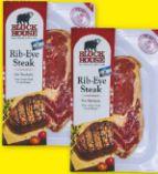 Rib Eye Steak von Block House