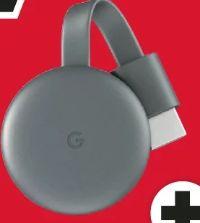 Chromecast Streaming Media Player von Google