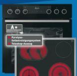 Einbauherd-Set Black Set III Pyro von Gorenje