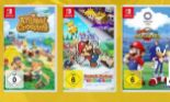 Games von Nintendo Switch