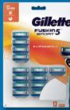 Systemklingen Fusion 5 von Gillette