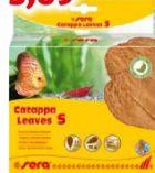Catappa Leaves S von Sera Aquaristik