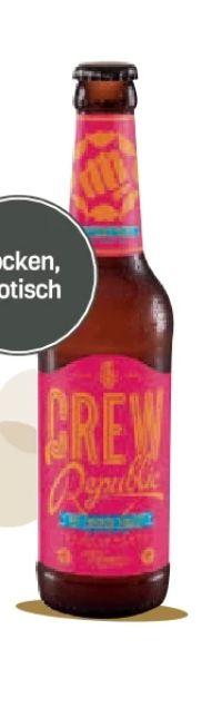 Bier von Crew Republic Brewery