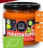 Vegane Bio-Suppen von Little Lunch