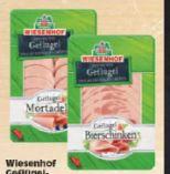 Geflügel Frischwurstaufschnitt von Wiesenhof