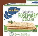 Delicate Thin Rosmarin von Wasa