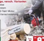 Benzin-Kettensäge CSP2540 von Scheppach
