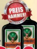 Liqueur von Jägermeister