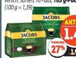 Crema Pads von Jacobs