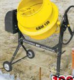 Betonmischer GBM 130 von Güde