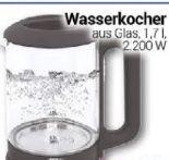Wasserkocher von TTK Electronic
