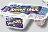 Mix-in Smarties & Joghurt von Nestlé