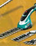 Akku-Gras- und Strauchscheren-Set ASB 10,8 LI von Bosch