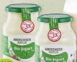 Bio-Naturjoghurt von Andechser Natur