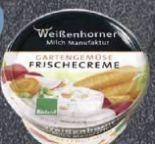 Bio-Frischkäse pur von Weißenhorner Milch Manufaktur