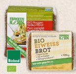 Bio Brot von Frankenkorn