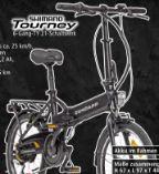 Alu-Falt-E-Bike Green 1.0 von Zündapp