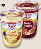 Sahne Pudding von Dr. Oetker
